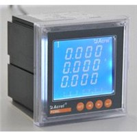 Programmable Three Phase Voltmeter (PZ96L-AV3)
