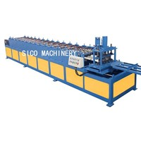 Partition System Roll Forming Machine