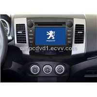 Peugeot 4007 Multimedia DVD Players, Radio ,Ipod, Bluethtooth