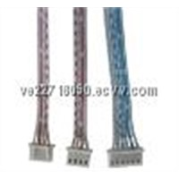 Ph2.0 Housing with Ul 2468 Cable Assembly,30~18awg,Any Length
