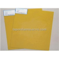 Polyester insulation sheet
