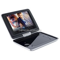 HT-1068D Potrable DVD Player with 10.2'' Swivel TFT