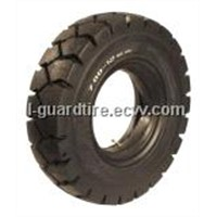 Premium Rim Guard Pneumatic Industrial Tires