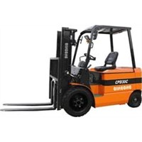 QINGONG  CPD30C Battery Powered Forklift Truck