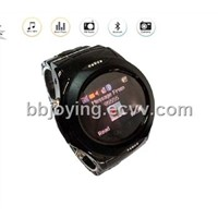 Quad-band watch phone steel 1.3 million pixels W950