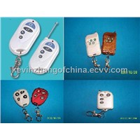 RF - WIRELESS REMOTE CONTROL FOR BURGLAR ALARM SYSTEM    CHINA INFRARED  CONTROL SUPPLIER