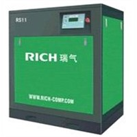 Rs Series Screw Air Compressor