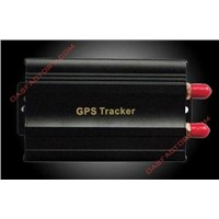 Real Time GPS/GSM/GPRS Tracker Vehicle GPS Tracking