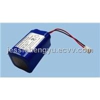 Rechargeable li-ion battery pack 14.4V 2000mAh