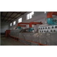 Refractory Materials board Production Line/ceramic fiber board production line