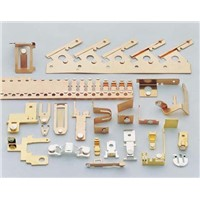 Riveting Stamping Components