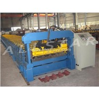 Roof Panel Roll Forming Machine,IBR Roofing Sheet Roll Forming Machine