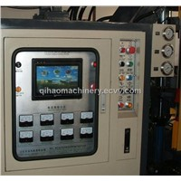 Rubber injection  machine