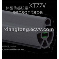 Rubber safety edge, sensor tape, safety contact strip, edge switch,safety valve,tape swtich XT77V