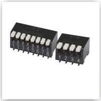 SMT Type Piano Dip Switch