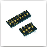 SMT Type Tri-state Dip Switch