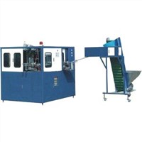 SS Series Automatix Linear PET Blow Molding Machine