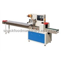 SX-250 Automatic Pillow Packaging Machine