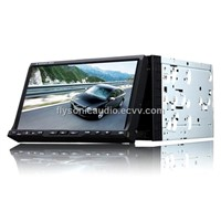 Sell double din 7 inches car dvd player