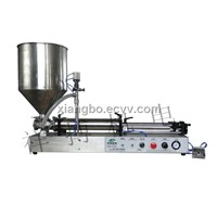 Semi Auto Paste Filling Machine XBGZJ-250W