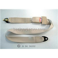 Simple 2-Point Safety Seat Belt