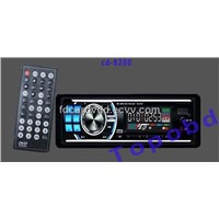 Single One Din Car DVD Player With Bluetooth+RDS Radio Function+USB/SD/MMC Slot+AM/FM Receiver