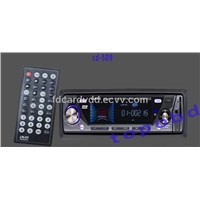 Single One Din Car DVD Player With Bluetooth+RDS Radio+USB/SD/MMC