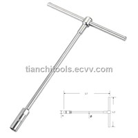 Sliding T-Type Socket Wrench