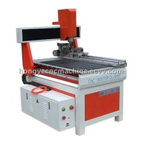 Wood CNC Carving Machine with Rotary