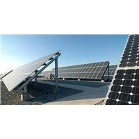 Solar ground mounting system