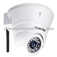 Standard Definition Trumpet Shell Network Camera