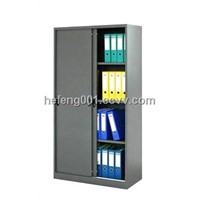 Steel sliding door office file cabinet,metal cupboard(JF-SD001)