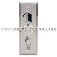 Strip Stainless Door Release Button