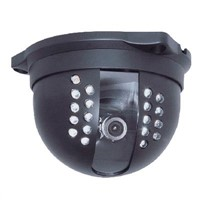 Super CCD IR Dome Camera (Night Vision)