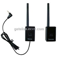 Super Mini Size Wireless Video Audio Signal Transmitter and Receiver