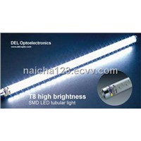 Super brighT8 LED tubular light