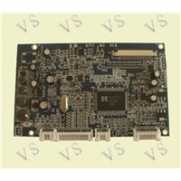 TFT Driver Board with VGA, S-VIDEO Interface
