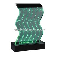 Tabletop Water Panel Wave Fountain