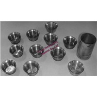 Tungsten & Molybdenum Crucible