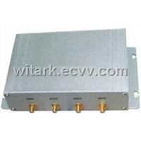 UHF rfid 4-ports fixed reader