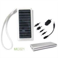Ultrathin Mobile Phone Solar Charger