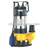 V (WQ) SUBMERSIBLE SEWAGE PUMP