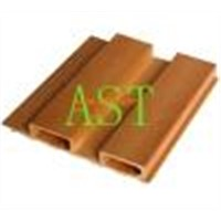 WOOD PLASTICE BOARD used outdoor