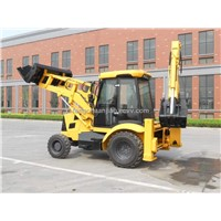 WZ 30-25 backhoe loader