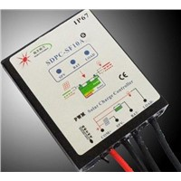 Waterproof LED light charge controller