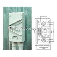 Weather Protected Isolating Switches (UKF1-120)