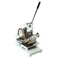 WenLin-160 Gilding Press Machine - Hot Stamping Machine