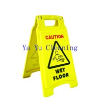 Wet Floor Safety Sign