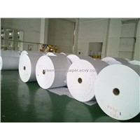 White Wood Free Offset Printing Paper