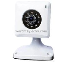 Wired Wireless IR IP Camera Suppor mobile monitor